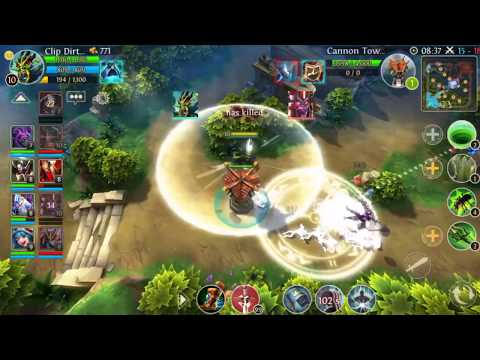 【MOBA】Ant Compilation「heroes Of Order And Chaos」game Play 2019