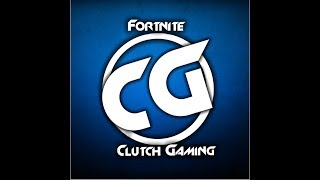 Gambar cover Clutch Gaming Clan Recruitment *PC* 13+ FORTNITE CLAN