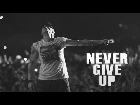 Eminem - Never Give Up ft. 2Pac (NEW HD 2017)