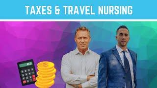 Taxes + Travel Nurses Q&A