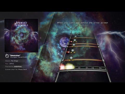Avenged Sevenfold - Simulation (Drum Chart)