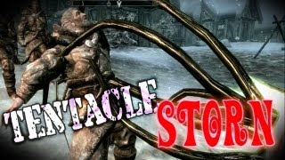 Skyrim For Pimps - Tentacle Storn (S4E18) - Dragonborn Walkthrough