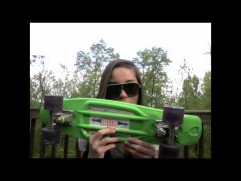 Stereo Vinyl Cruiser Board Catching Tricks Tutorial