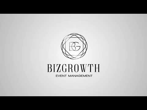 BIZGROWTH Malaysia Branding Logo Animation