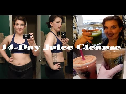 Juice Cleanse - 3 Day Update