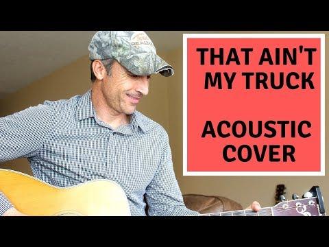That Ain't My Truck - Rhett Akins (Robbie Trujillo Cover)