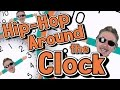 Hip-hop Around The Clock | Learn How To Tell Time | Jack Hartmann video