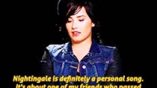 Demi Lovato and Trenton