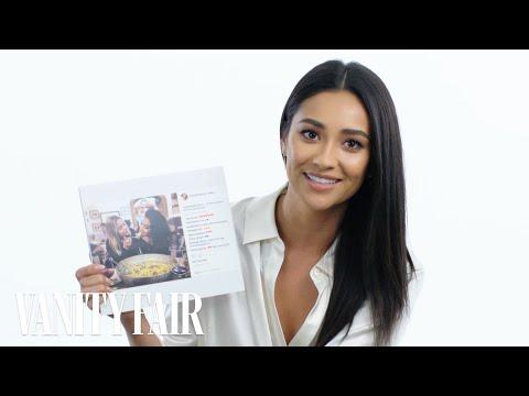 Shay Mitchell Explains Her Instagram Photos | Vanity Fair