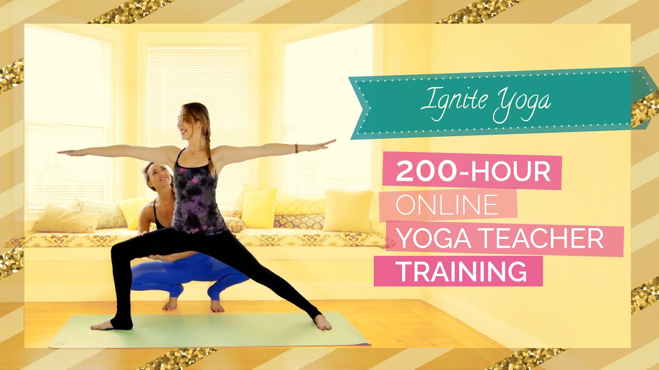 200 Hour Online Yoga Teacher Training Introduction With Brett