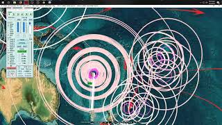 12/05/2018 -- Major seismic unrest taking place -- Earthquake activity spreading -- Keep Watch