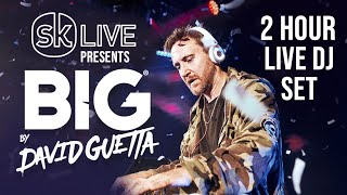 David Guetta - BIG Live From Ibiza [Songkick Live]