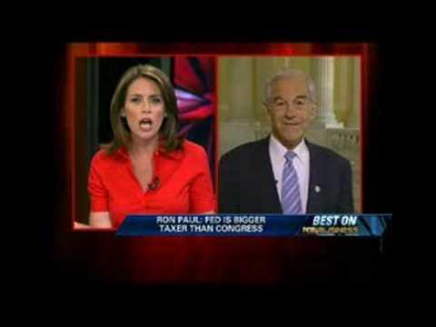 Ron Paul On Fox Business News