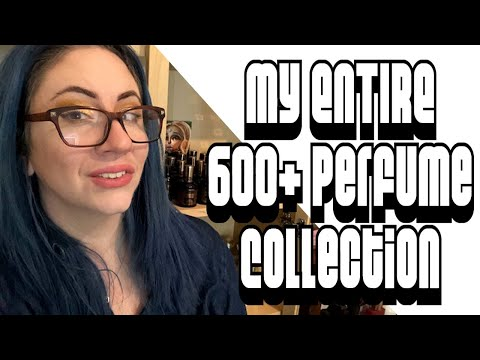 Tour My HUGE Fragrance Collection :: Sharing My 600+ Perfumes With You