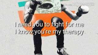GAWVI - Fight for me lyrics