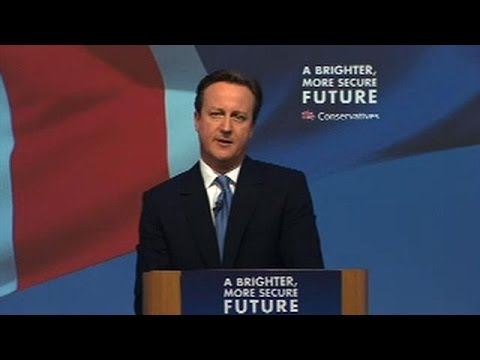 Cameron pledges to extend Thatcher 'right-to-buy' policy