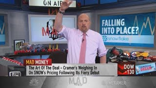 Jim Cramer: Today's action was reminiscent of past boom-bust IPO cycles