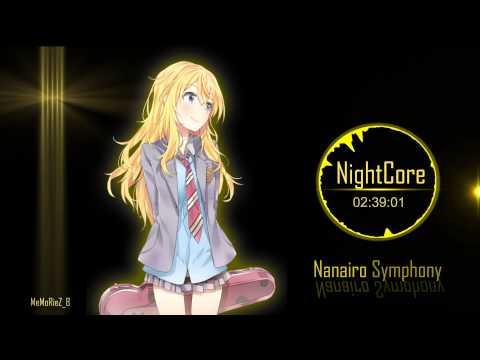 [Nightcore] Nanairo Symphony