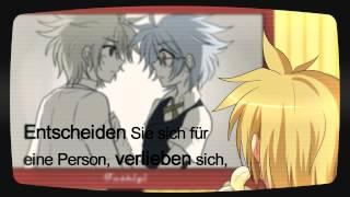 『ハートブレイク・ヘッドライン』Heartbreak Headlines【GERMAN FANCOVER】 thumbnail