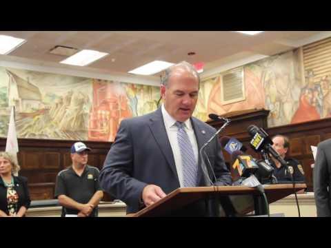 Cedar Rapids Mayor Ron Corbett Addresses Flooding Concerns