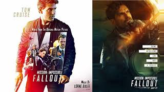 Mission Impossible Fallout, 02, Your Mission, Soundtrack, Lorne Balfe