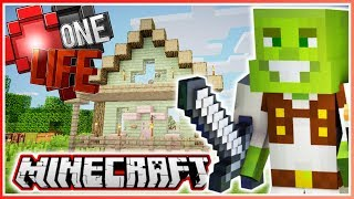 New Home! | Minecraft One Life 2.0 | Ep.2