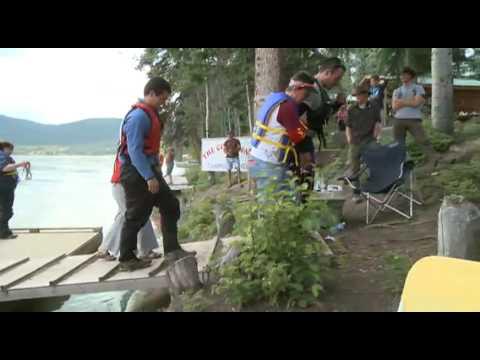 Yukon River Quest Day 2