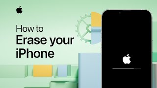 How to erase y๐ur iPhone | Apple Support