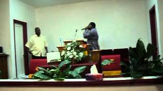APOSTLE GREG WRIGHT AT SANCTUARY OF GOD RIVIERA BEACH FLA APRIL 11 2012