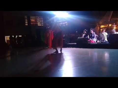 Kesenian tradisional Gembyung Subang lagu Yalaillah