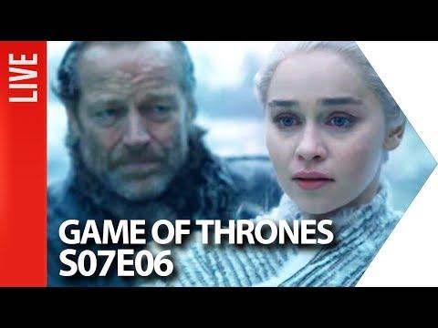 Game of Thrones Comentado - S07E06 | OmeleTV AO VIVO
