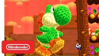 Poochy & Yoshi's Woolly World – Woolly Fun!