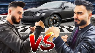 JADOR VS JADOR *AM FACUT ACCIDENT CU BENTLEY*