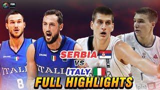 SERBIA vs ITALY