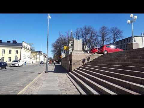 005 arriving in Helsinki