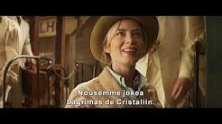 JUNGLE CRUISE   Virallinen traileri   Elokuvateattereissa 22.7.2020