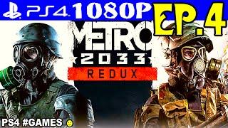 Прохождение METR0 2033 REDUX ► на PS4 ( #4 )