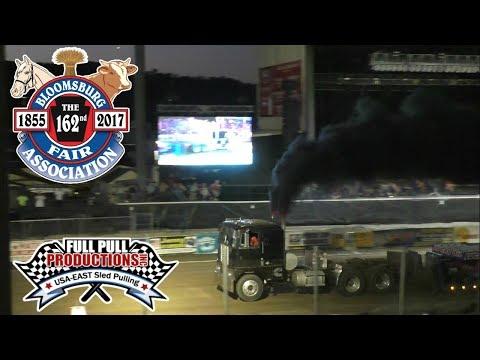 2017 Truck & Tractor Pull Highlights - Bloomsburg Fair