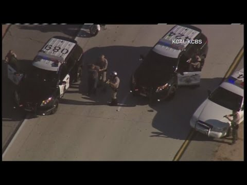 Suspect leads police to high speed chase that started in Kern County