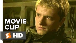 The Hunger Games: Mockingjay - Part 2 Movie CLIP - Real (2015) - Jennifer Lawrence Movie HD