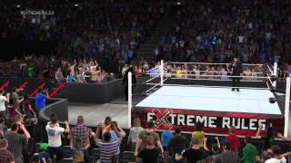 WWE 2K15   Vince Vegas   CAW   PS4