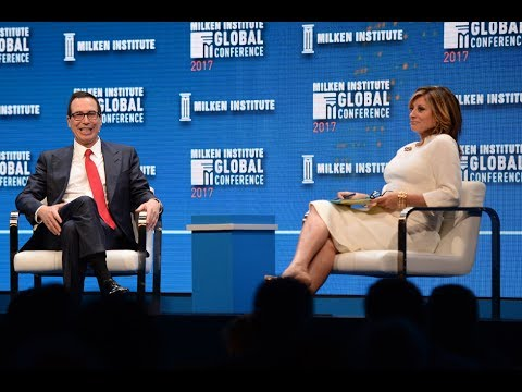 A Conversation with Steven Mnuchin, U.S. Department of the T