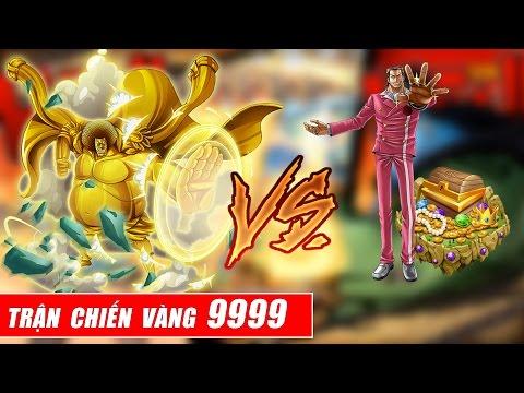 Song đấu One Piece : Trận Chiến GOLD BATTLE - Gild Tesoro Vs Thủy Sư đô đốc SENGOKU