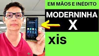 Moderninha X - fiz os TESTES em MÃOS muito TOP 🔥 - #PagSgeuro