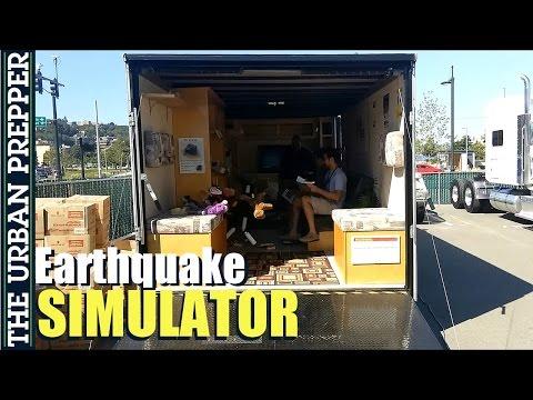 Earthquake Preparedness: Series Intro and Simulator by TheUrbanPrepper