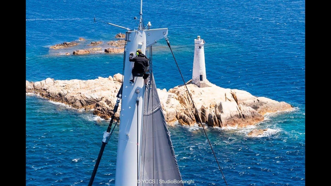 Highlights Video Loro Piana Superyacht Regatta 2018