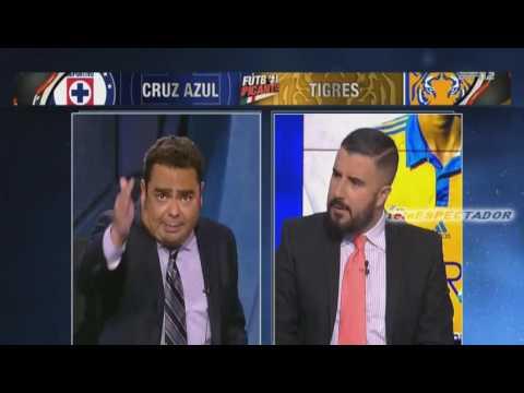 Analisis del CRUZ AZUL vs TIGRES - Jornada 11 Clausura 2017 - Futbol Picante