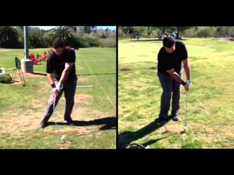 Amazing Golf Swing Improvement in One Lesson