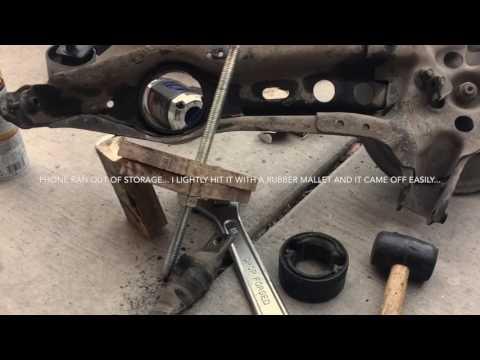 Rear Trailing Arm Bush Tool Ford Mondeo Funnydog Tv