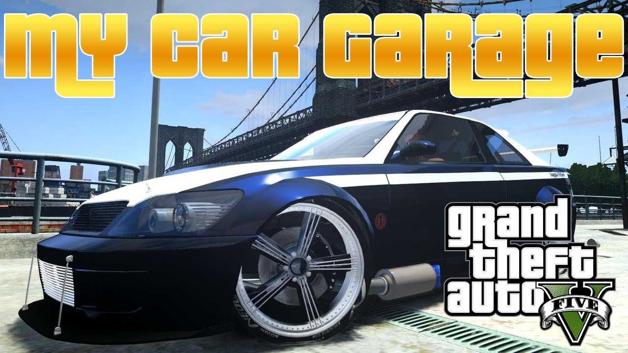 Gta 5 multiplayer garage my grand theft auto 5 custom Custom car designer online